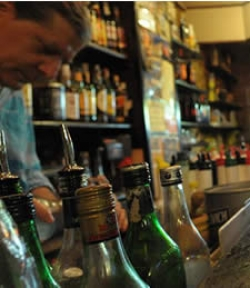 Peppino, best drinks in Palermo